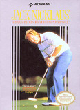 Jack Nicklaus Greatest 18 Holes of Major Championship Golf (Nintendo Entertainment System)